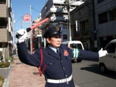 川崎交通誘導のアルバイト情報