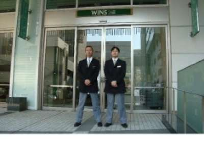 競馬セキュリティサービス株式会社 ウインズ新横浜内のアルバイト情報