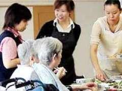 久地高齢者向け住宅でおいしいお食事を提供しましょうのアルバイト