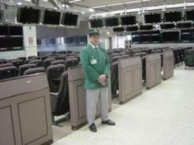競馬セキュリティサービス株式会社 汐留営業所のアルバイト情報