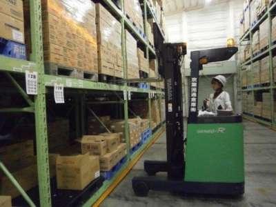 京葉流通倉庫株式会社 越谷第一営業所のアルバイト情報