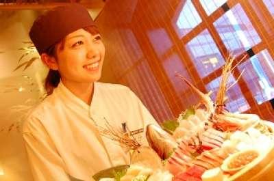 日本海庄や 上野店のアルバイト情報