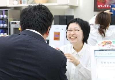 ナチュラルローソン 東京女子医大外来棟のアルバイト情報