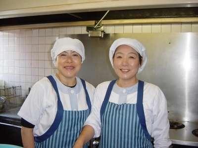 3034新宿区の銀行内社員食堂のアルバイト情報