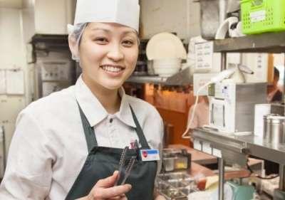 ガスト 鳥取南店のアルバイト情報