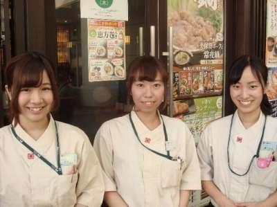 とんかつ新宿さぼてん二子玉川ライズショッピングセンター店のアルバイト情報