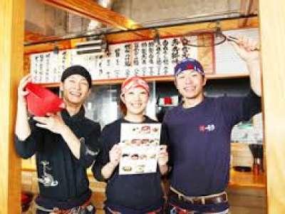 一風堂 上野広小路店のアルバイト情報