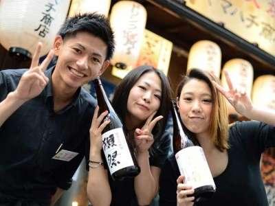 ヤマハチ商店 茶屋町店のアルバイト情報