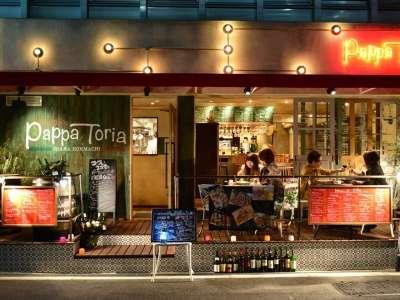 本町 Trattoria PappaToriaのアルバイト情報