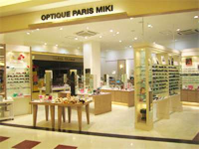 OPTIQUE PARIS MIKI アピタ伊賀上野店の求人画像