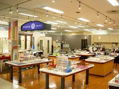 メガネの三城 春日井店のアルバイト情報