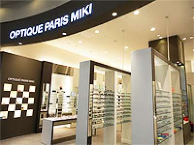 OPTIQUE PARIS MIKI 那覇メインブレイス店のアルバイト情報