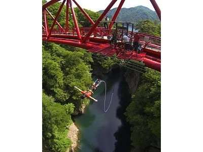BUNGY JAPAN 猿ヶ京バンジーのアルバイト情報