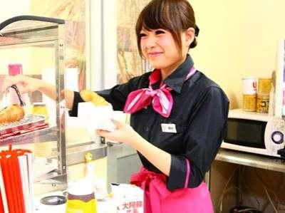 カフェ・バンカレラ 稚内店のアルバイト情報