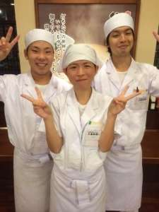 丸亀製麺 宇部際波店のアルバイト情報
