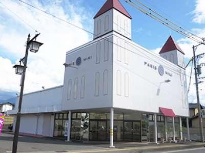 メガネパリミキ 須坂店のアルバイト情報
