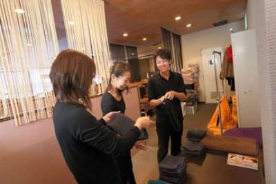 りらくる 京都洛西店のアルバイト情報