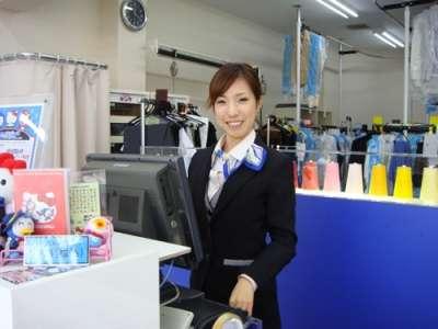ノムラクリーニング コープ耳成店のアルバイト情報