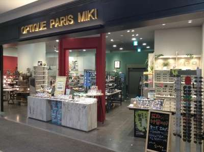 OPTIQUE PARIS MIKI アピタ会津若松店のアルバイト情報