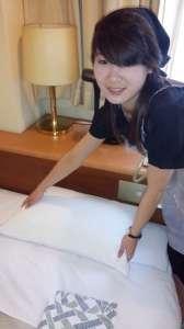 サンライフホテル2・3号館 JR・地下鉄博多駅スグ! ホテルでのお仕事です!週3日〜OK
