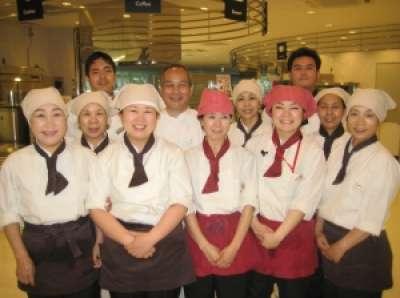 0021渋谷区の銀行内食堂のアルバイト情報
