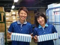 堺市西区日払◎♪皆が知ってる製品の、検品や梱包のお仕事♪のアルバイト