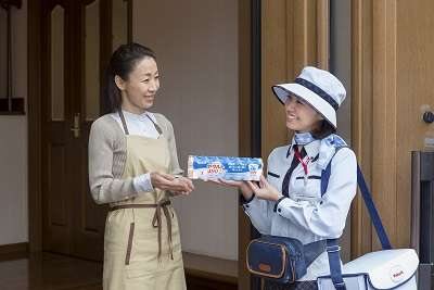 新発田ヤクルト販売株式会社 中条センターのアルバイト情報