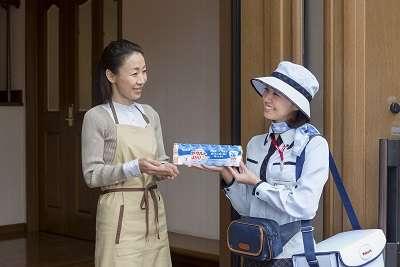 岡山県西部ヤクルト販売株式会社 中島センター 買取・ノルマなし♪子育てしながら安心して働けます≪ヤクルト≫