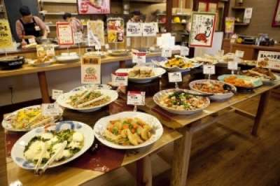 クック・チャム三島店のアルバイト情報