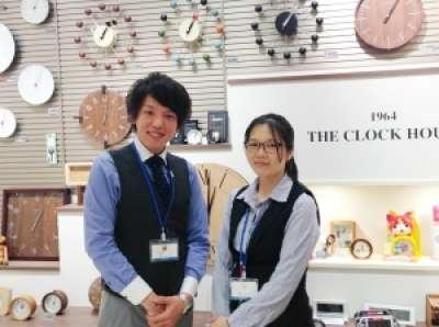 ザ・クロックハウス 甘木店のアルバイト情報