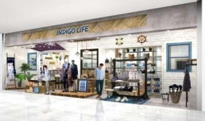INDIGO LIFEイオンモール橿原店のアルバイト情報