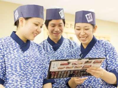 はま寿司 名古屋鳴子店のアルバイト情報