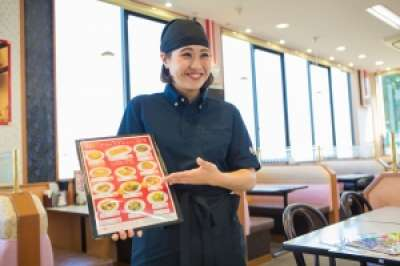 餃子の王将 津山店のアルバイト情報