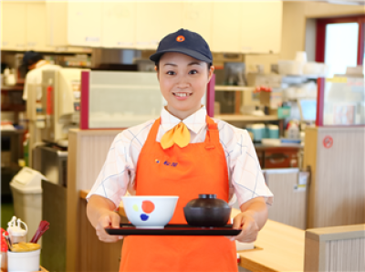 松屋フーズ 山形深町店のアルバイト情報