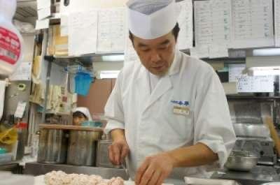 未経験からOK!和食調理補助…スキルアップも目指せる!! 上野駅チカ! 人形町今半 上野広小路店