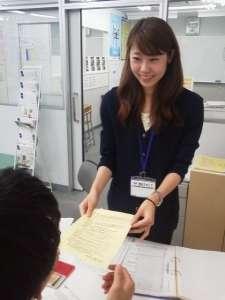 市進学院 松戸教室   塾の受付・事務★子どもたちを笑顔で支えてください!