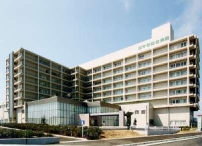 鎌ヶ谷総合病院 洗浄員のアルバイト情報