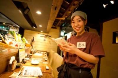 炉ばた情緒かっこ 仙台西口名掛丁店のアルバイト情報