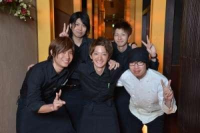 千の庭HANARE 桜木町店のアルバイト情報