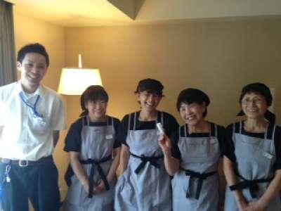 JR・地下鉄博多駅スグ! ホテルでのお仕事です!週3日〜OK ホテル日航福岡