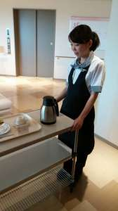 東京西徳洲会病院 職員食堂のアルバイト情報