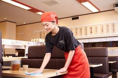 スシロー三浦海岸店のアルバイト情報