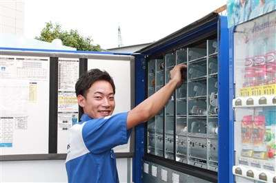 アサヒ飲料販売株式会社 柏原支店のアルバイト情報