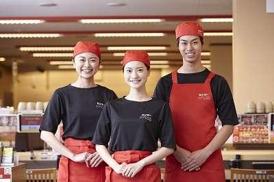 スシロー魚津店のアルバイト情報