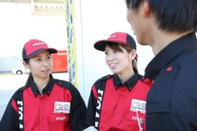 (株)東日本宇佐美 51号潮来店のアルバイト情報