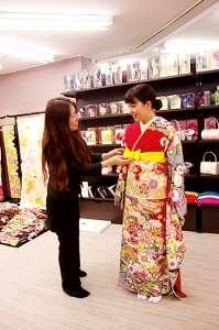 ふりそでシミズ 新横浜店のアルバイト情報