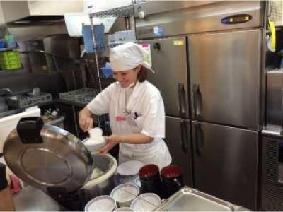 まいどおおきに食堂 仙台中倉食堂のアルバイト情報