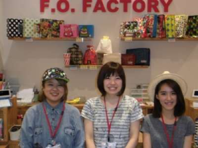 F.O.FACTORYのアルバイト情報