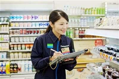 ファミリーマート JR新水前寺駅前店のアルバイト情報