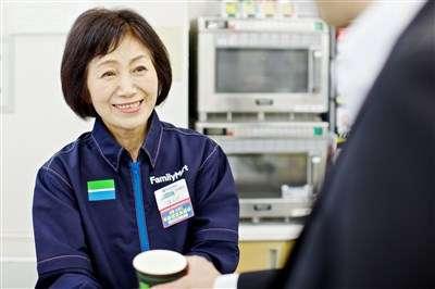 ファミリーマート 大村大川田店 <中高年特集>のアルバイト情報